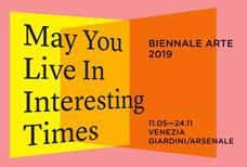 Biennale de Venise 2019 - Exposition internationale