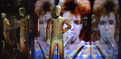 "Exposition ""David Bowie is"" à la Philharmonie de Paris"