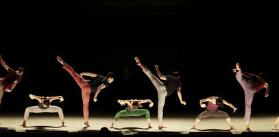Decadance, by the Batsheva Dance Company
